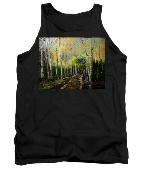 Quiet Place Tank Top