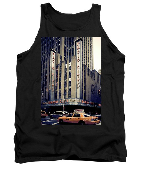 Radio City Tank Top