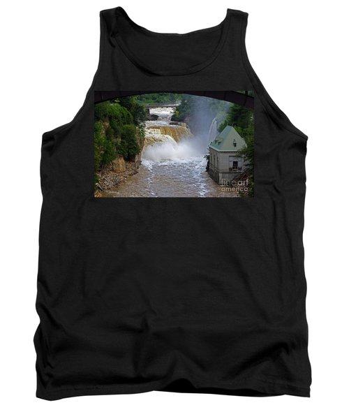 Raging River Tank Top