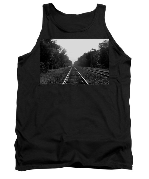 Railroad To Nowhere Tank Top