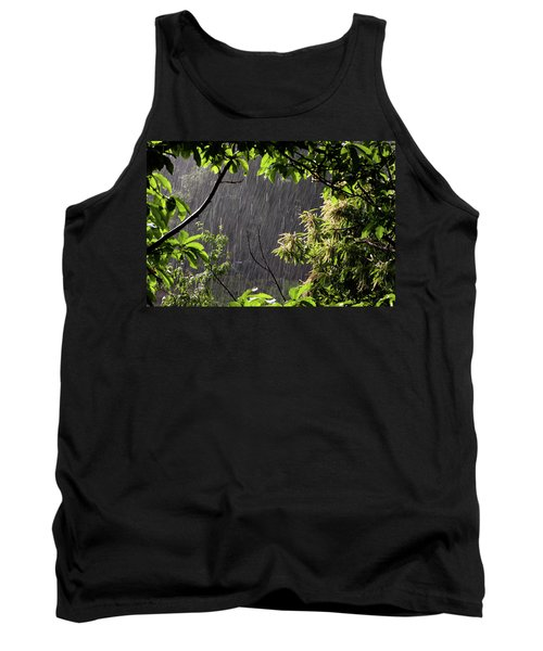 Tank Top featuring the photograph Rain by Bruno Spagnolo