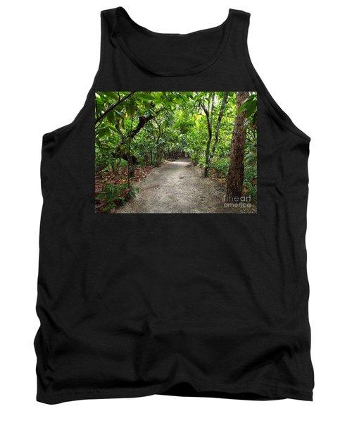 Rain Forest Road Tank Top