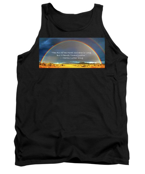 Martin Luther King - Justice Tank Top