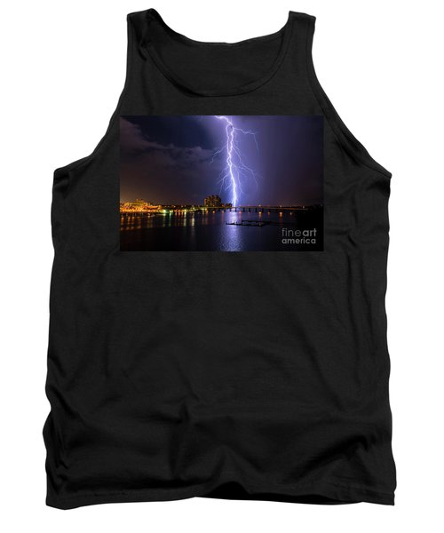 Raining Bolts Tank Top