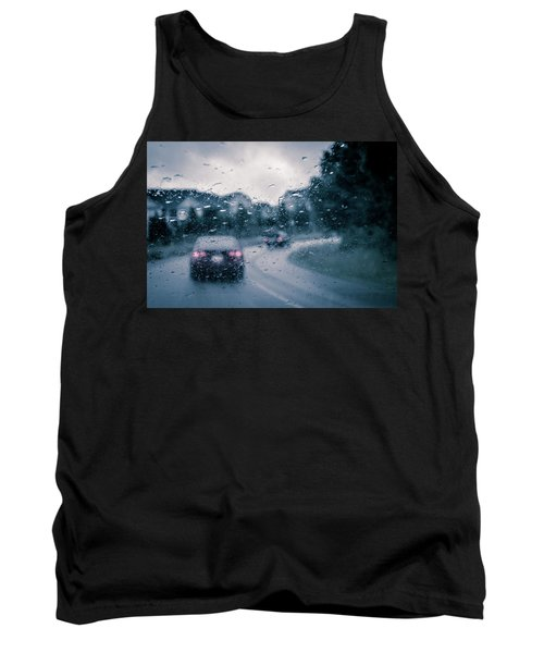 Rainy Day In June Tank Top