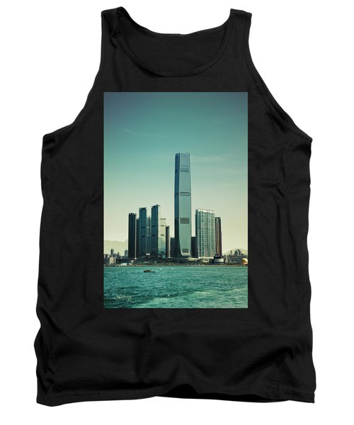 Ramparts Of Commerce Tank Top