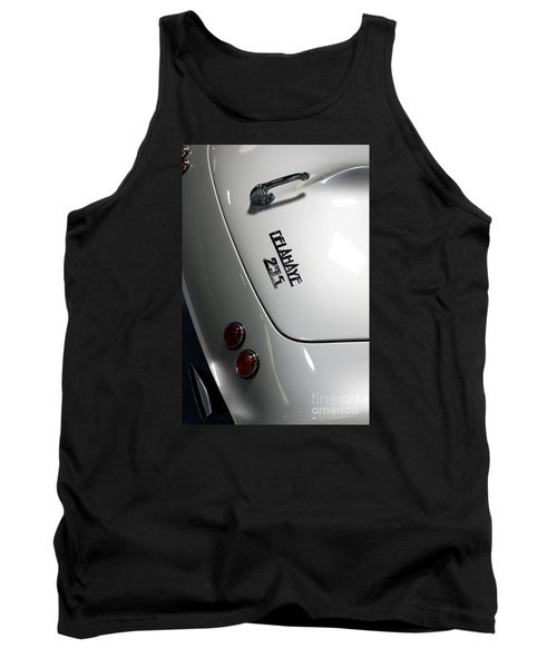Rare Cabriolet Tank Top by Jason Abando
