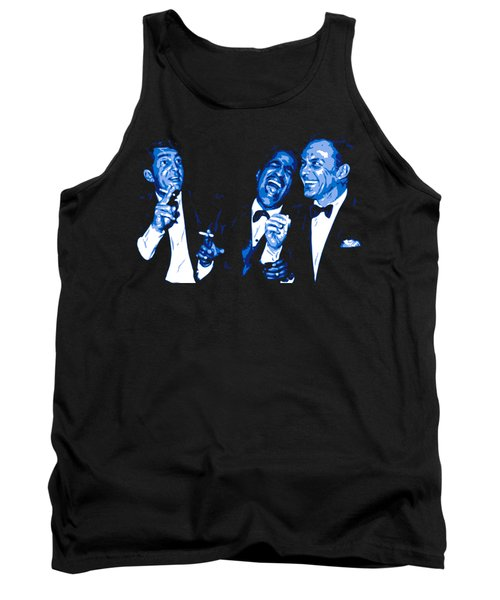 Rat Pack At Carnegie Hall Tank Top