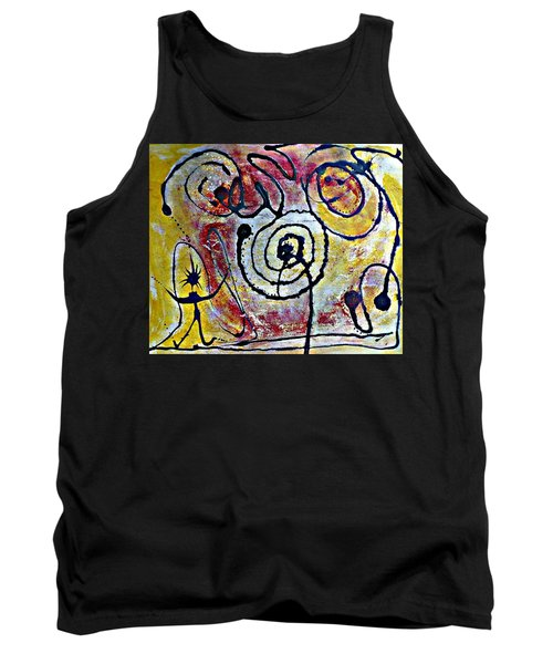 Rattle Tank Top