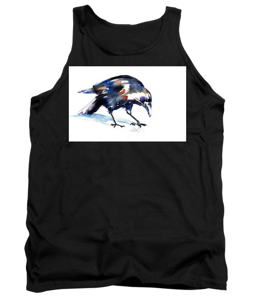 Raven Shadow From Vancouver Tank Top