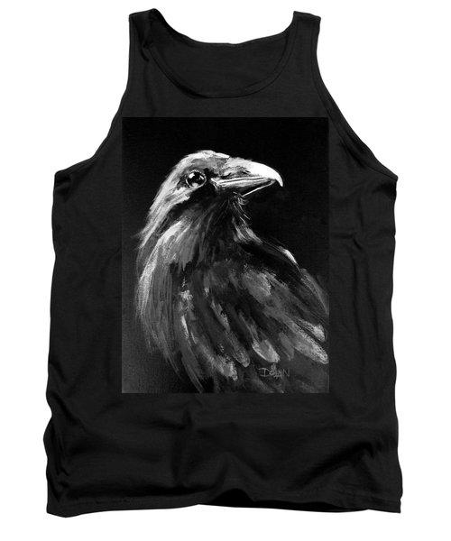 Raven Watching Tank Top