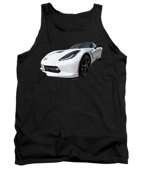 Ray Of Light - Corvette Stingray Tank Top