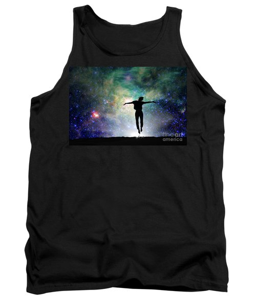 Reach For The Stars Tank Top