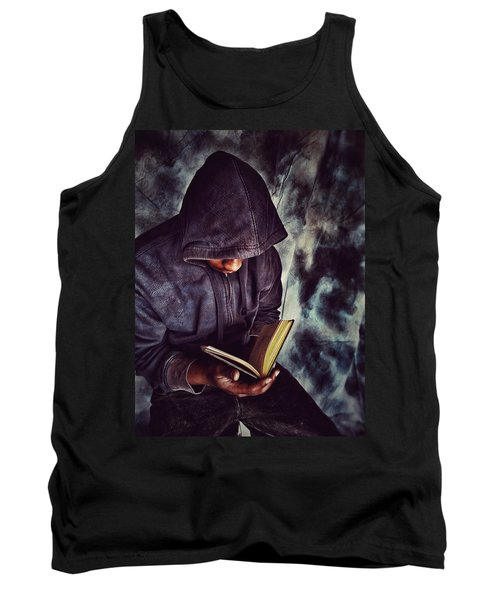 Read And Grow Tank Top