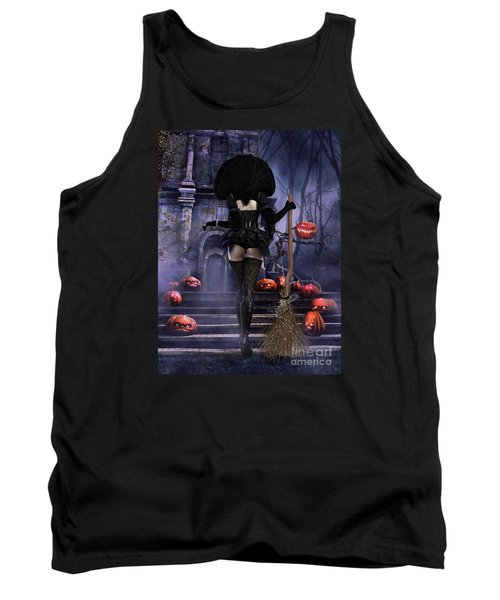 Tank Top featuring the digital art Ready Boys by Shanina Conway