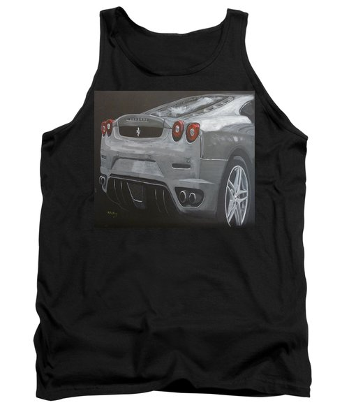 Rear Ferrari F430 Tank Top
