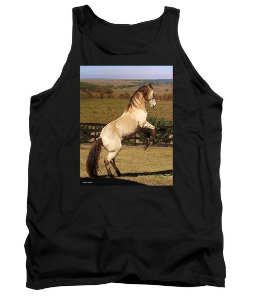 Wild At Heart Tank Top by Barbie Batson