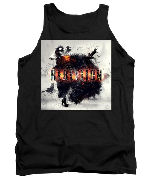 Rebellion Tank Top by Mo T