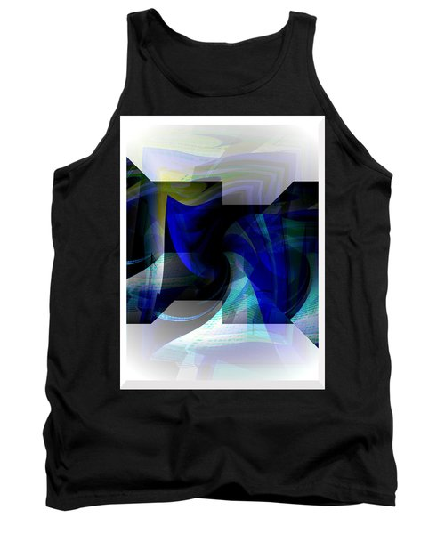 Transparency 2 Tank Top by Thibault Toussaint
