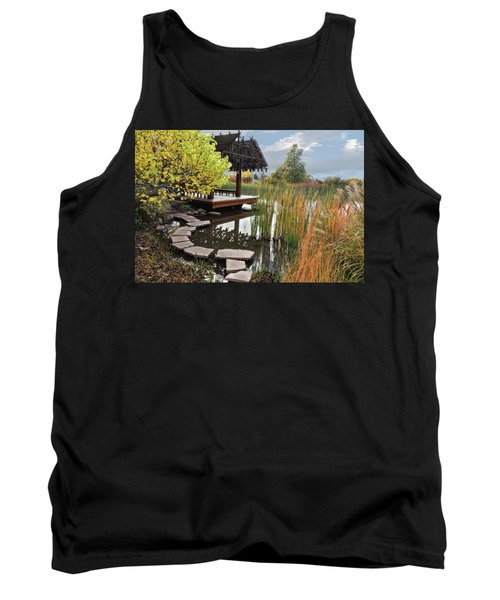 Red Butte Gardens Tank Top by Utah Images