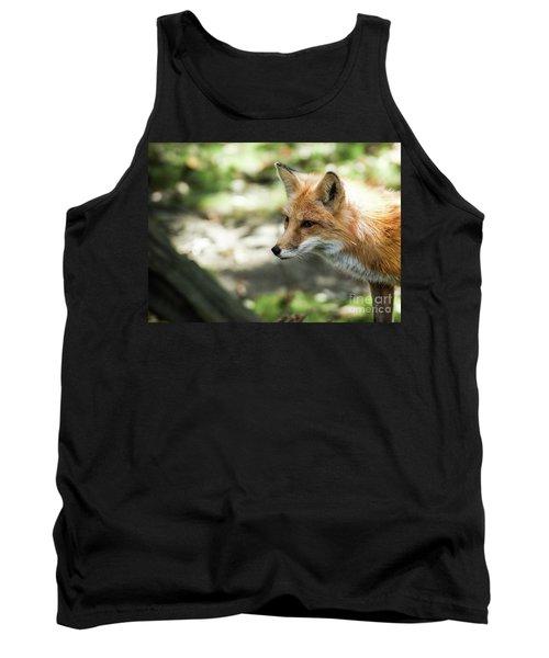 Red Fox Tank Top