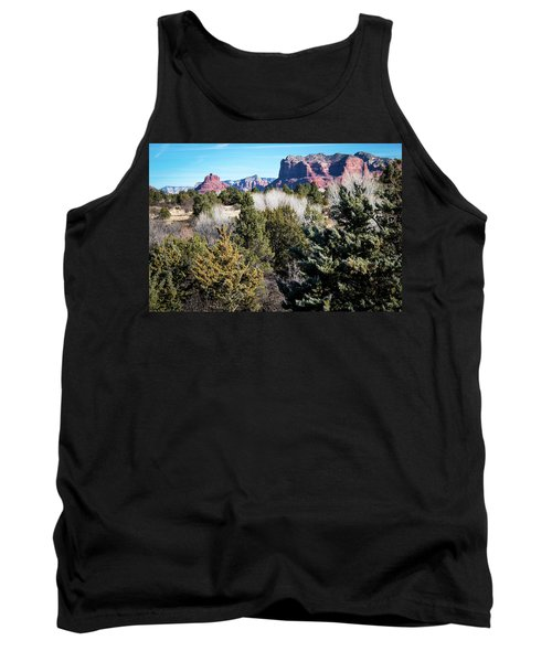 Red Rock Country Tank Top