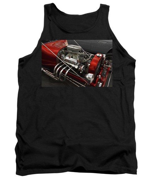 Red Rod Tank Top