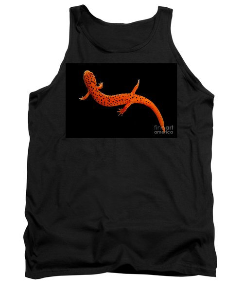 Red Salamander Tank Top