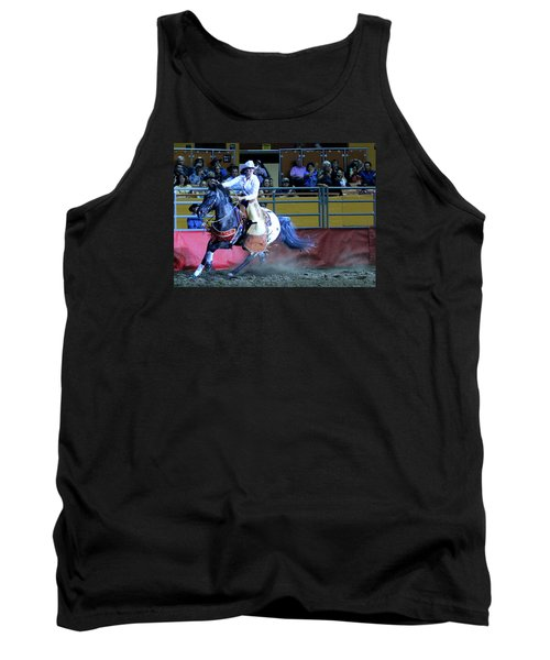 Rodeo Queen At The Grand National Rodeo Tank Top