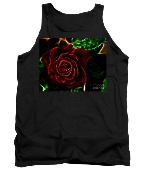 Red's Passion Tank Top