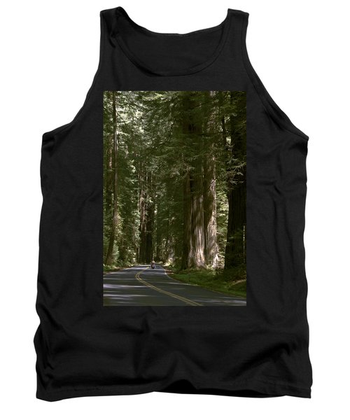 Redwood Highway Tank Top by Wes and Dotty Weber
