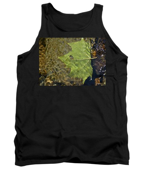 Reflected Indignation Tank Top