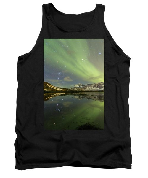 Reflected Orion Tank Top