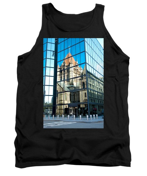 Reflecting On Religion Tank Top