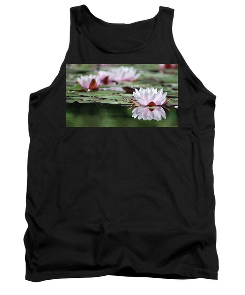 Tank Top featuring the photograph Reflection by Amee Cave