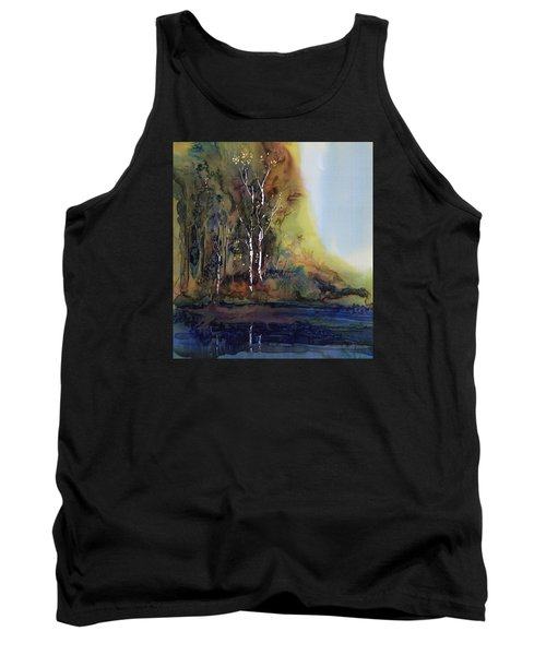 Reflections Tank Top by Carolyn Doe