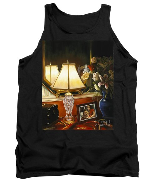 Reflections Tank Top by Marlene Book