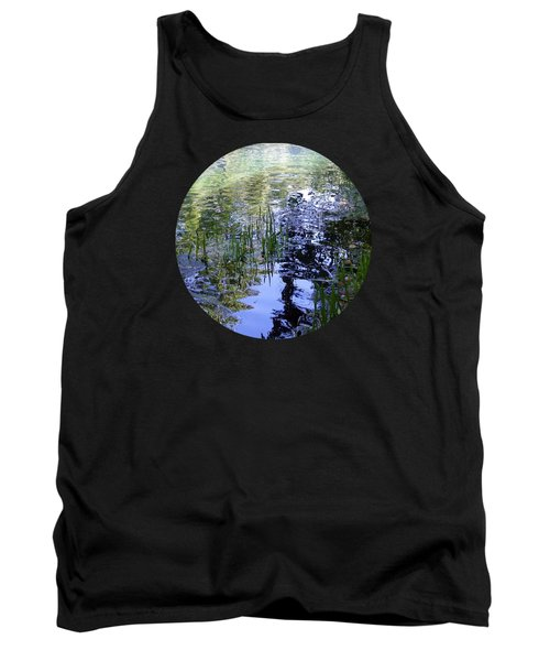 Reflections  Tank Top by Mary Wolf