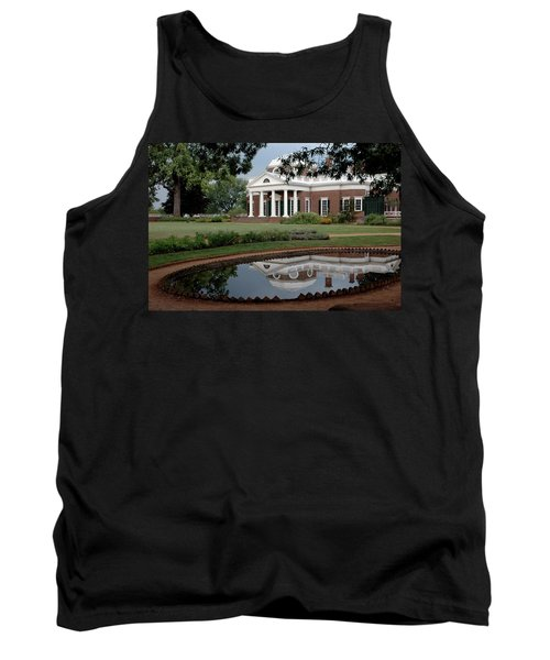 Reflections Of Monticello Tank Top