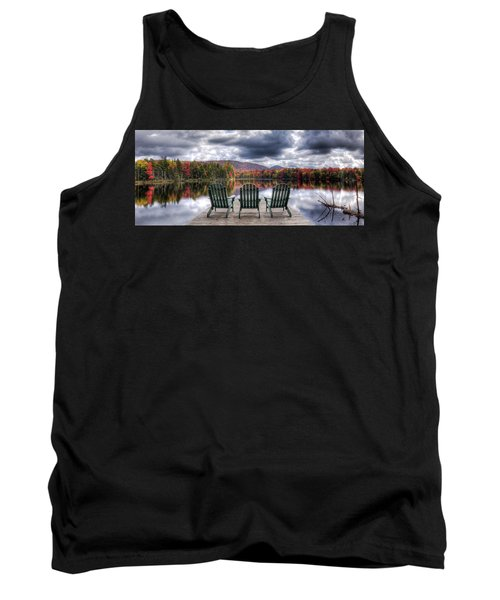 Relishing Autumn Tank Top by David Patterson