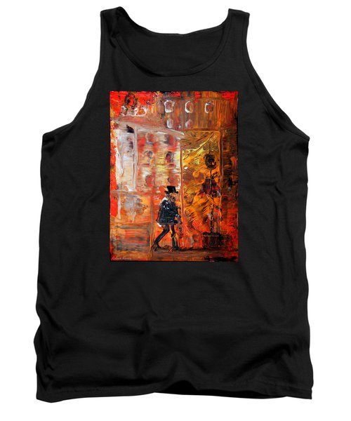 Remember By Colleen Ranney Tank Top