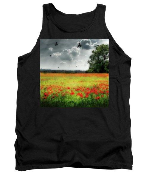 Remember #rememberanceday #remember Tank Top