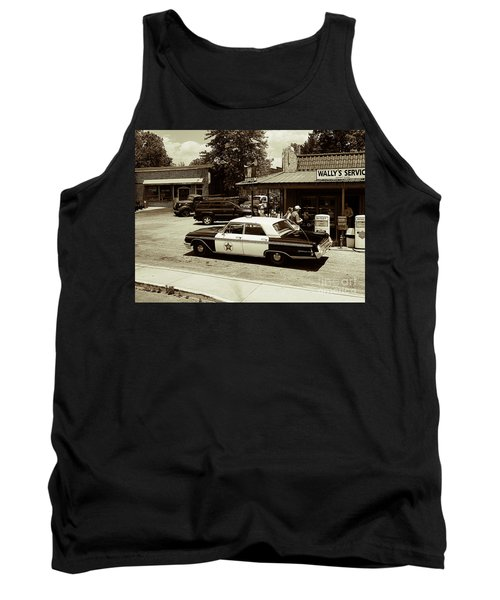 Reminder Of Times Past Tank Top