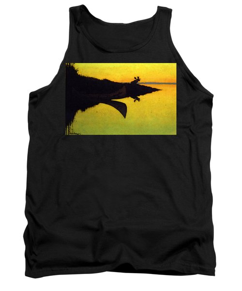 Remington Frederic Comming To The Call Tank Top
