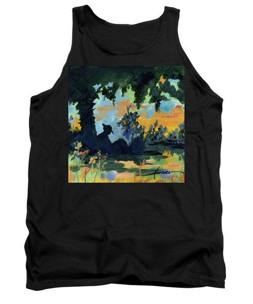 Rest A Minute Tank Top
