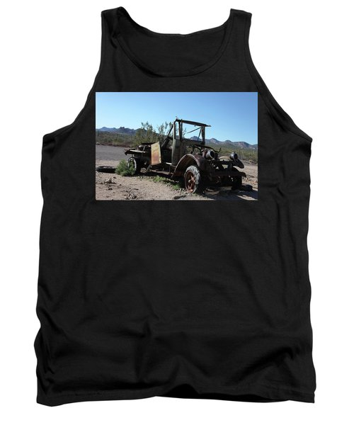 Resting And Rusting Tank Top