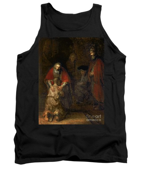 Return Of The Prodigal Son Tank Top