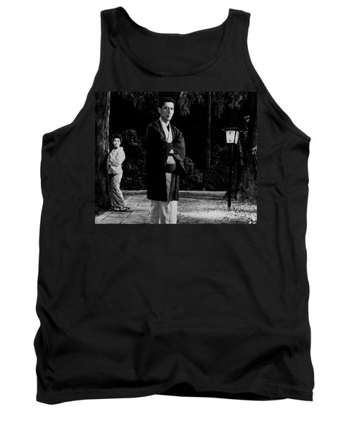 Return Of The Young Boss Tank Top