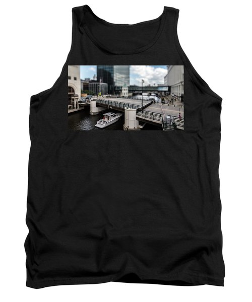 Rich People Holding Up Traffic In The Itty-bitty-city Tank Top