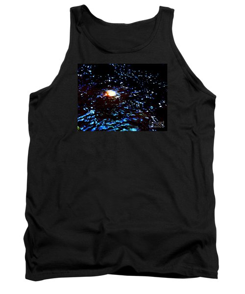Ride Through Cosmos Tank Top